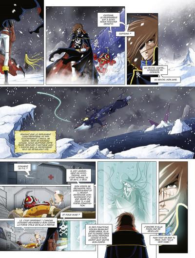 Page 9 Capitaine Albator - mémoires de l'Arcadia tome 2