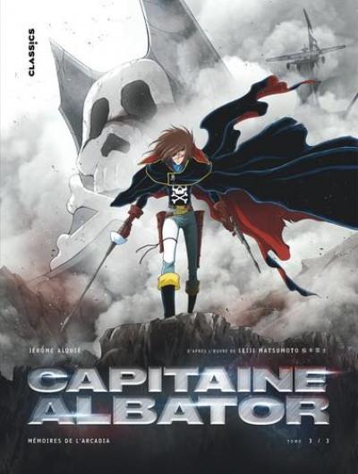 Couverture Capitaine Albator - Mémoires de l'arcadia tome 3