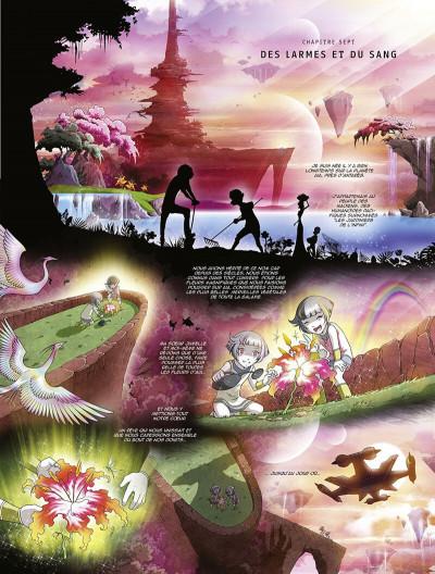 Page 4 Capitaine Albator - Mémoires de l'arcadia tome 3