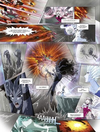 Page 7 Capitaine Albator - Mémoires de l'arcadia tome 3