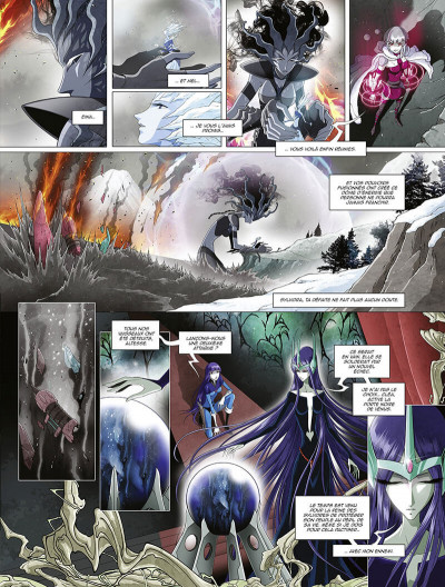 Page 8 Capitaine Albator - Mémoires de l'arcadia tome 3