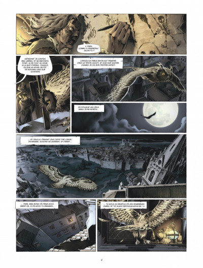 Page 3 Arthus Trivium tome 4