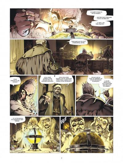 Page 4 Arthus Trivium tome 4