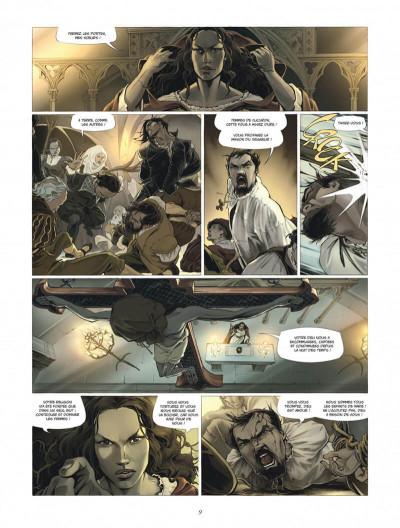 Page 9 Arthus Trivium tome 4