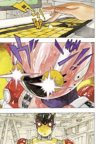 Page 7 Atom the beginning tome 5