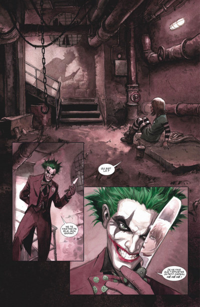 Page 9 Batman - the dark prince charming tome 1