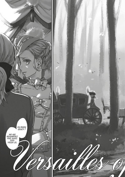 Page 6 Versailles of the dead tome 1