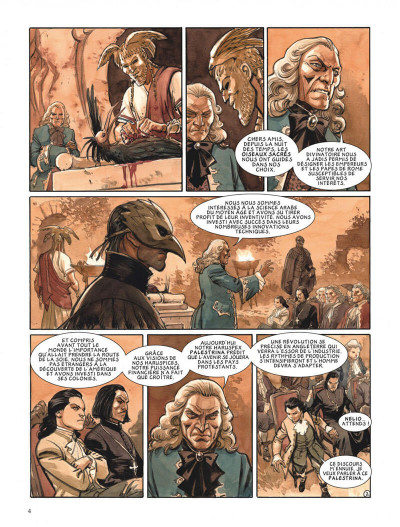 Page 4 Le scorpion tome 12 + ex-libris offert