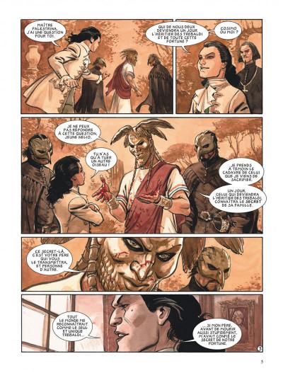 Page 5 Le scorpion tome 12