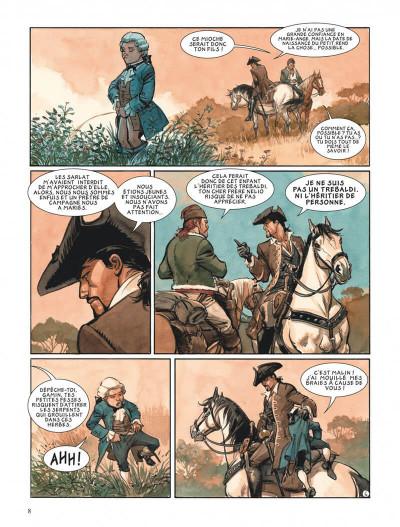 Page 8 Le scorpion tome 12 + ex-libris offert