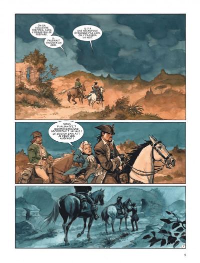 Page 9 Le scorpion tome 12 + ex-libris offert