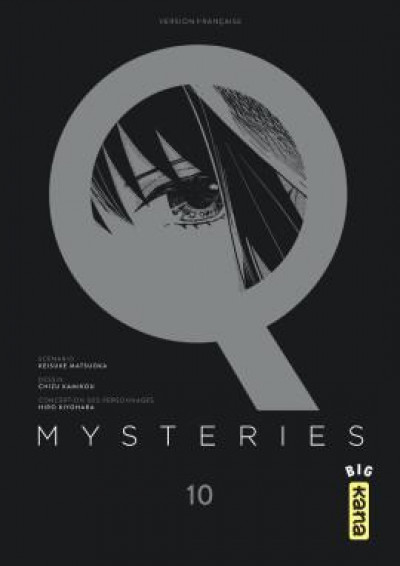 Couverture Q mysteries tome 10