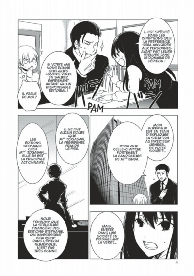 Page 4 Q mysteries tome 10