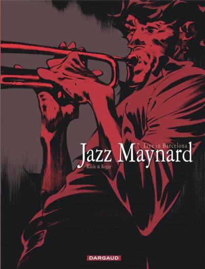 Couverture Jazz Maynard tome 7