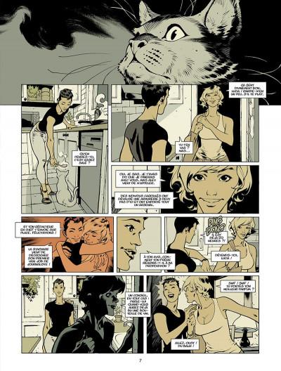 Page 8 Jazz Maynard tome 7