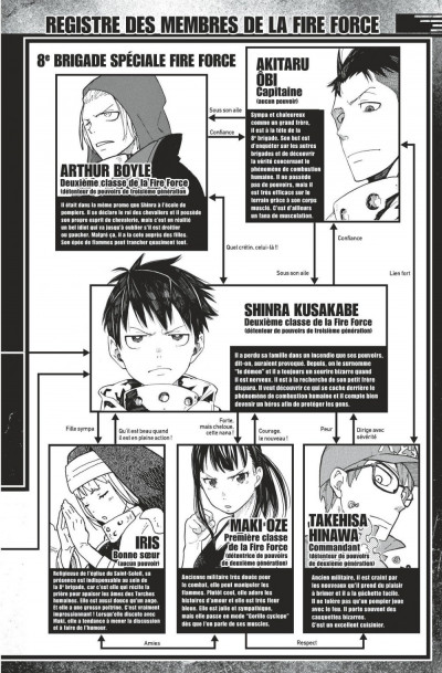 Page 4 Fire force tome 5
