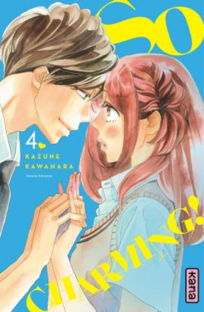 Couverture So charming ! tome 4
