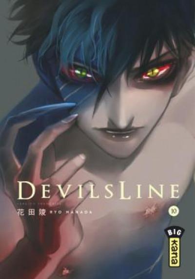 Couverture Devilsline tome 10