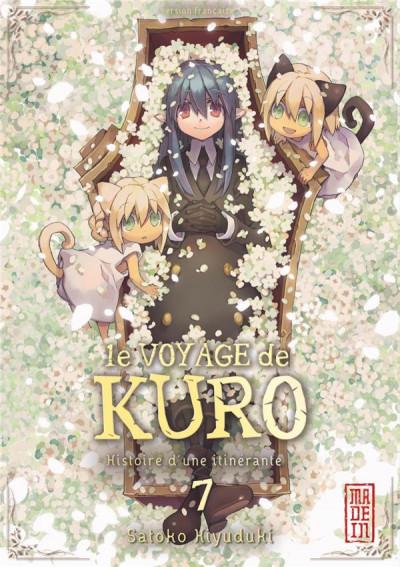Couverture Le voyage de Kuro tome 7