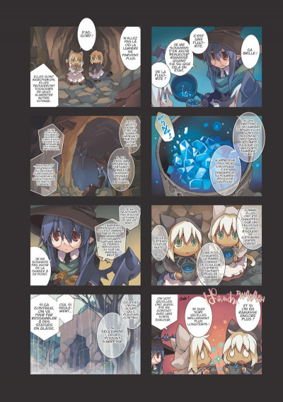 Page 4 Le voyage de Kuro tome 7