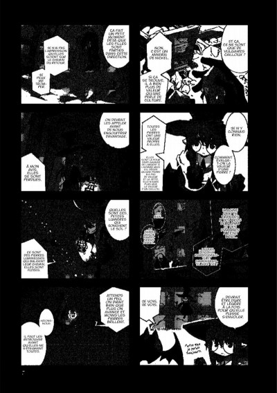 Page 7 Le voyage de Kuro tome 7