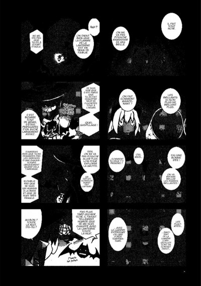 Page 8 Le voyage de Kuro tome 7