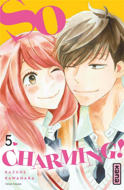 Couverture So charming ! tome 5
