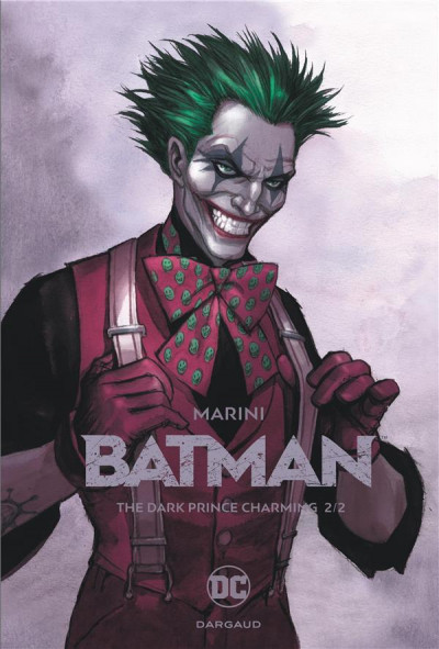 Couverture Batman - the dark prince charming tome 2