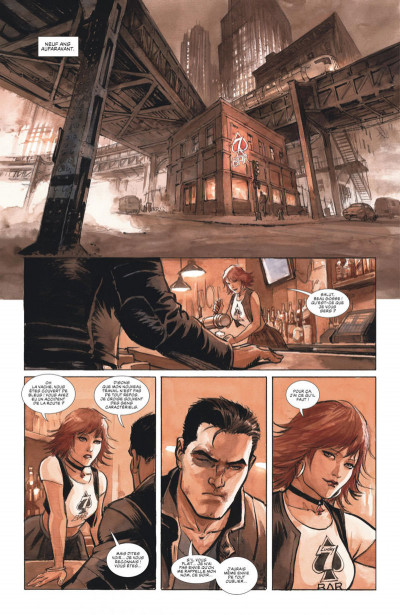 Page 5 Batman - the dark prince charming tome 2