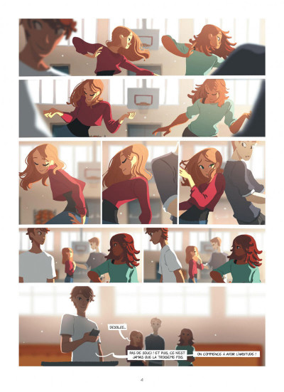 Page 4 Emma et Capucine tome 3