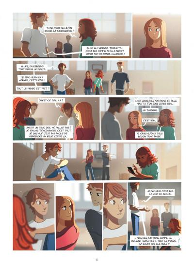 Page 5 Emma et Capucine tome 3