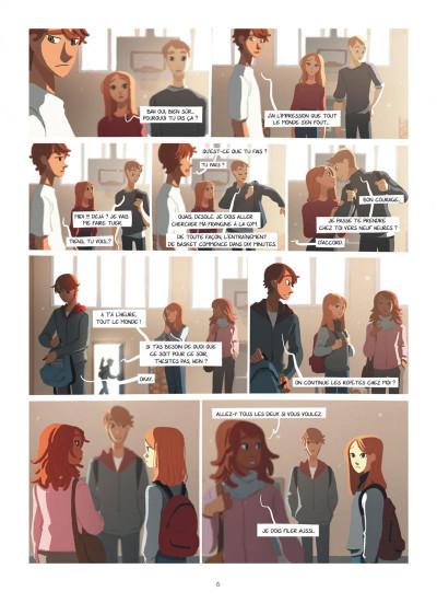 Page 6 Emma et Capucine tome 3
