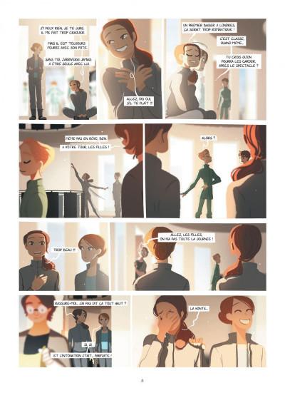 Page 8 Emma et Capucine tome 3