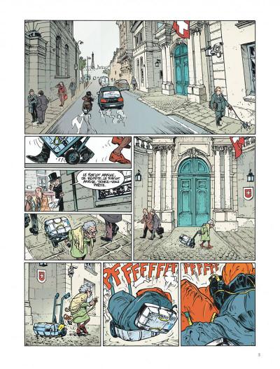 Page 3 Les vieux fourneaux tome 5