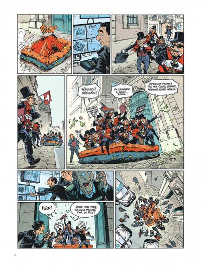 Page 4 Les vieux fourneaux tome 5