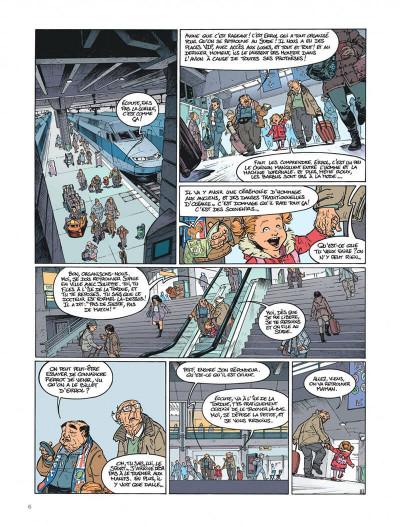 Page 6 Les vieux fourneaux tome 5