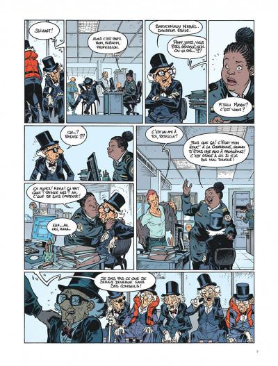 Page 7 Les vieux fourneaux tome 5