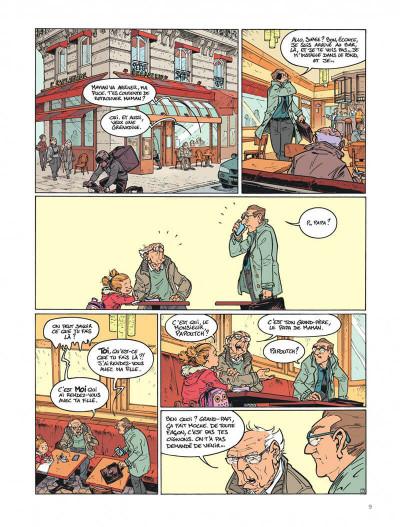 Page 9 Les vieux fourneaux tome 5