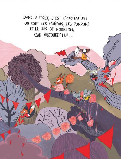 Page 5 Le loup en slip tome 3