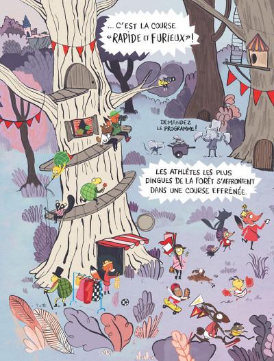 Page 6 Le loup en slip tome 3