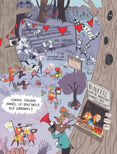 Page 7 Le loup en slip tome 3