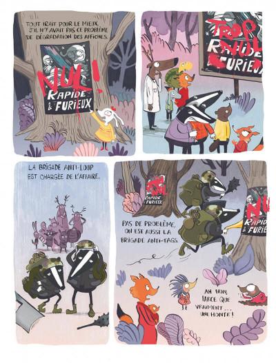 Page 8 Le loup en slip tome 3