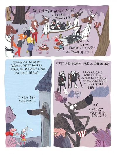 Page 9 Le loup en slip tome 3