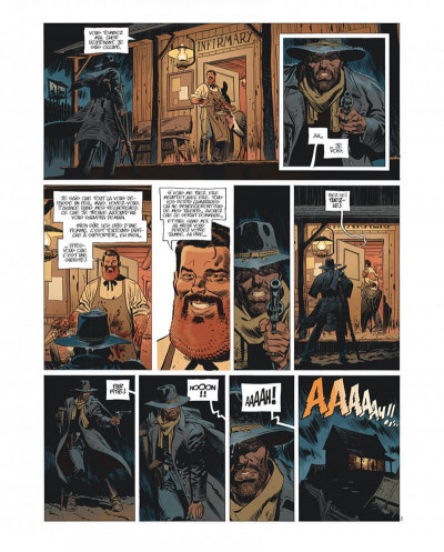 Page 6 Undertaker tome 4 - édition bibliophile