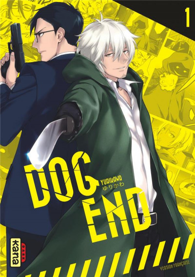 Couverture Dog end tome 1
