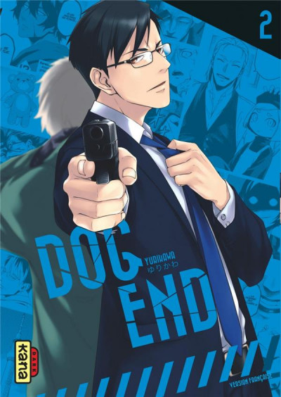 Couverture Dog end tome 2