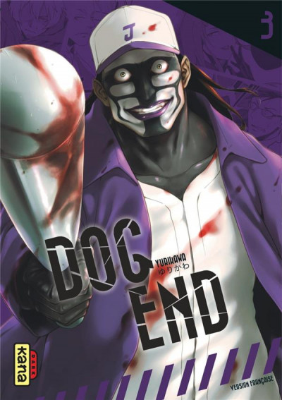 Couverture Dog end tome 3