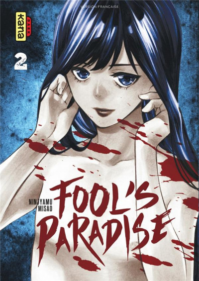 Couverture Fool's paradise tome 2
