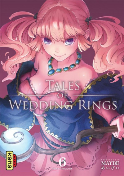 Couverture Tales of wedding rings tome 6