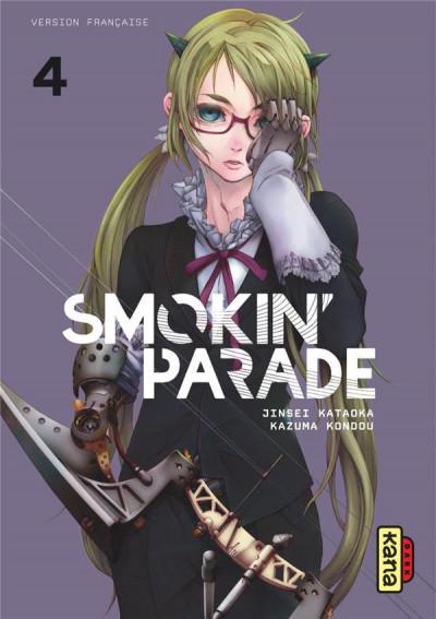 Couverture Smokin' parade tome 4